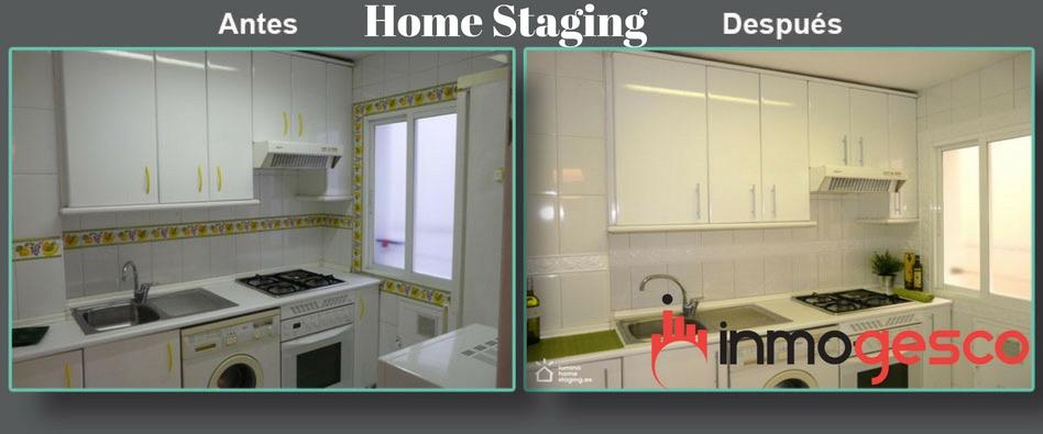 Home Staging: Antes y Después