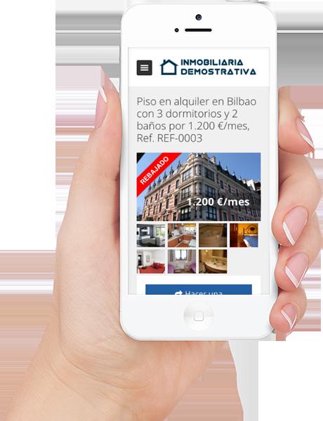 Dise O De P Ginas Web Para Inmobiliarias De Espa A Inmogesco
