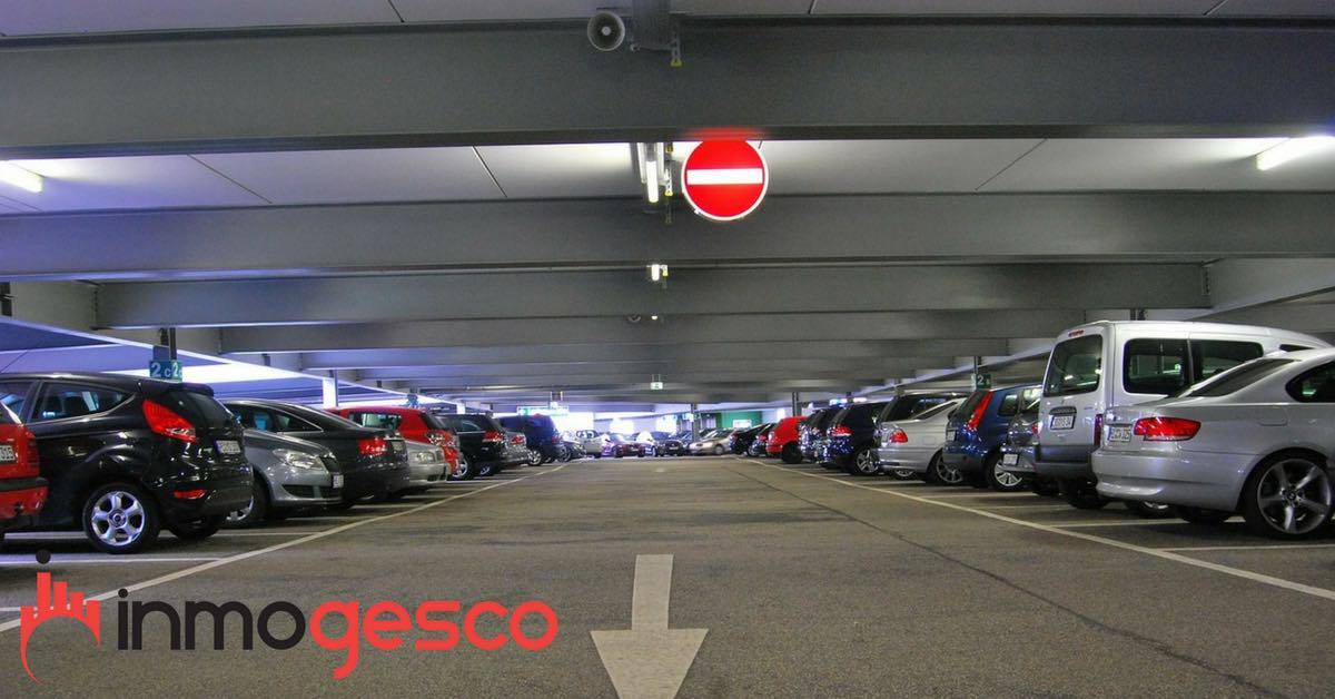 Por qu invertir en plazas de garaje precauciones a for Cepos para plazas de garaje