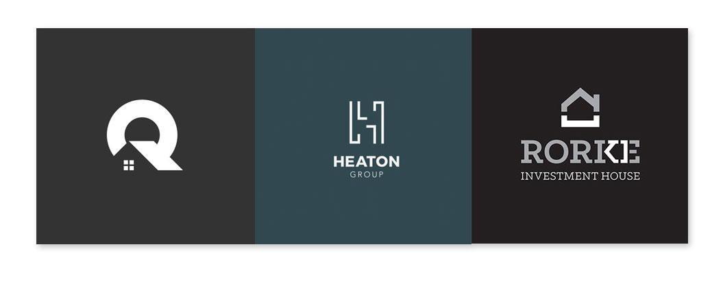 Logos de inmobiliarias en espa a c mo crear un logo para for Inmobiliaria o inmobiliaria